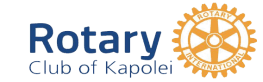 Rotary Club of Kapolei